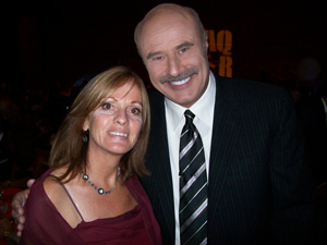 Dr Phil and Katy