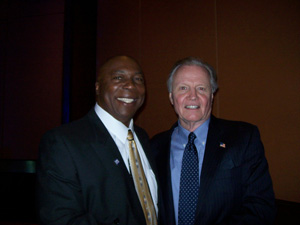 Ted Frazier with Jon Voight